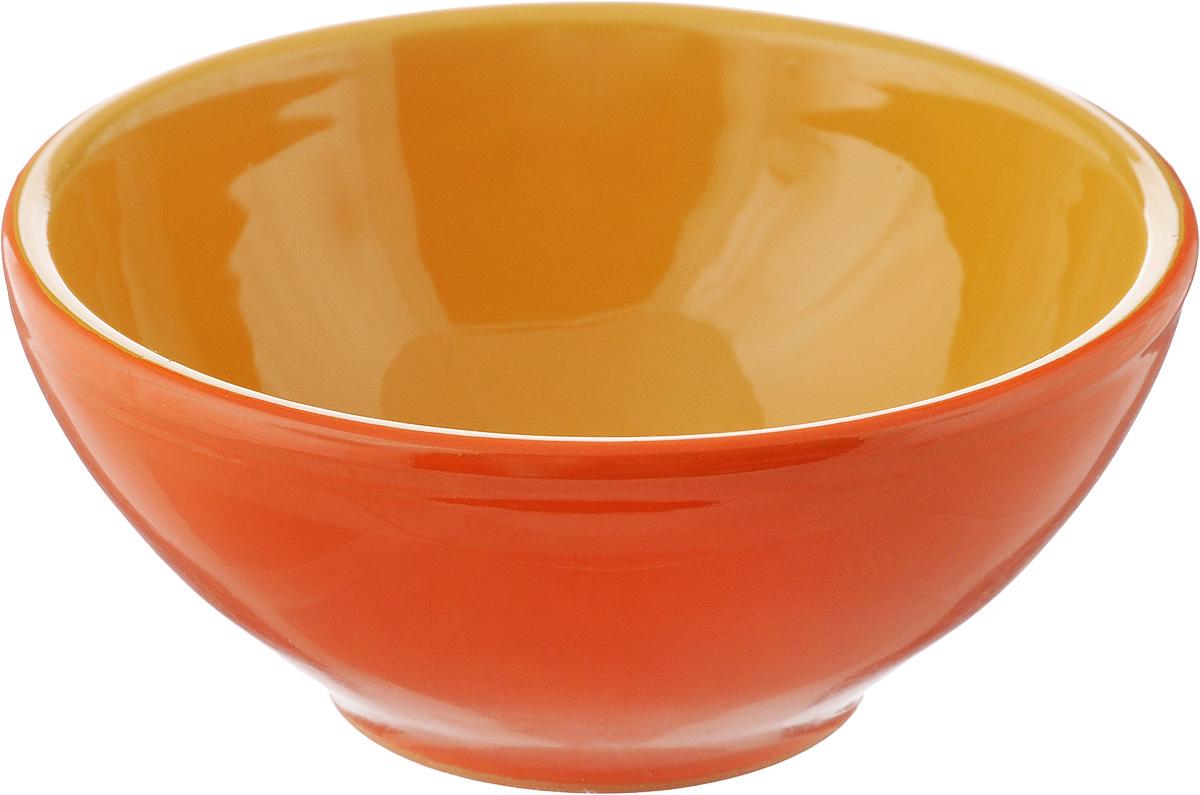 Розетка для варенья Борисовская керамика Радуга, цвет: оранжевый, желтый, 200 млРАД00000513_оранжевый, желтыйРозетка для варенья Борисовская керамика Радуга изготовлена из высококачественной керамики. Изделие отлично подойдет для подачи на стол меда, варенья, соуса, сметаны и многого другого. Такая розетка украсит ваш праздничный или обеденный стол, а яркое оформление понравится любой хозяйке. Можно использовать в духовке и микроволновой печи. Диаметр (по верхнему краю): 10 см. Высота: 4,5 см. Объем: 200 мл.
