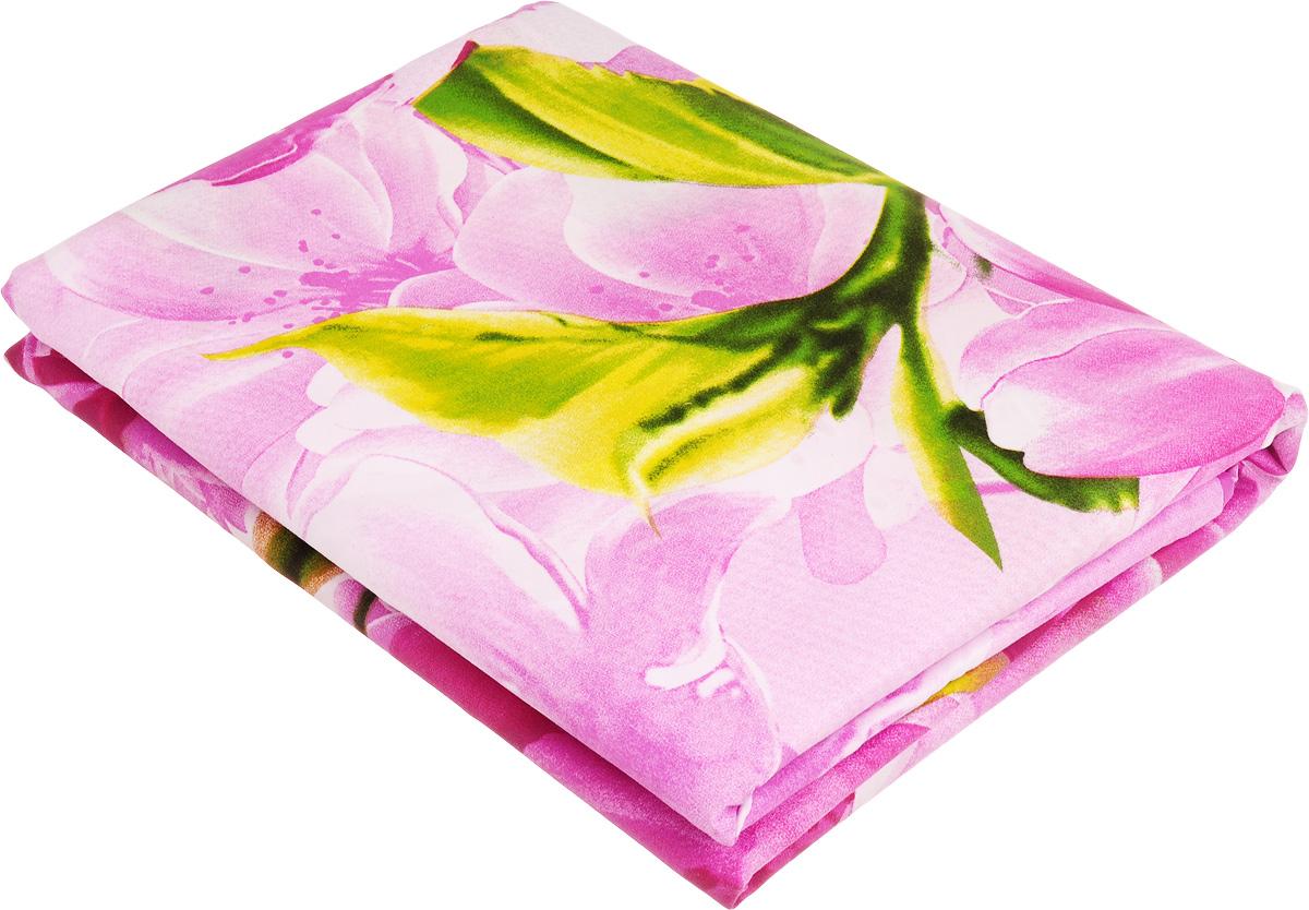 Комплект белья МарТекс Юлиана, 2-спальный, наволочки 70х70, цвет: розовый01-1258-2Комплект постельного белья МарТекс Юлиана состоит из пододеяльника, простыни и двух наволочек и изготовлен из качественной микрофибры. Постельное белье оформлено оригинальным ярким 5D рисунком и имеет изысканный внешний вид. Ткань микрофибра - новая технология в производстве постельного белья. Тонкие волокна, используемые в ткани, производят путем переработки полиамида и полиэстера. Такая нить не впитывает влагу, как хлопок, а пропускает ее через себя, и влага быстро испаряется. Изделие не деформируется и хорошо держит форму. Приобретая комплект постельного белья МарТекс, вы можете быть уверенны в том, что покупка доставит вам и вашим близким удовольствие и подарит максимальный комфорт.