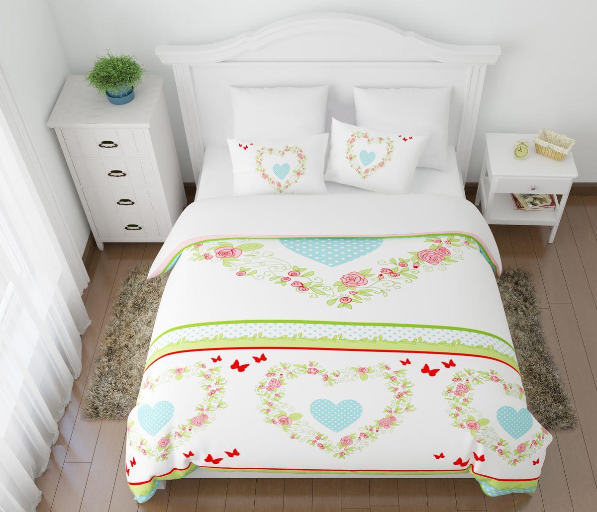 Комплект белья Сирень Мона, 1,5-спальный, наволочки 50x7003983-КПБ-МКомплект постельного белья Сирень выполнен из прочной и мягкой ткани. Четкий и стильный рисунок в сочетании с насыщенными красками делают комплект постельного белья неповторимой изюминкой любого интерьера. Постельное белье идеально подойдет для подарка. Идеальное соотношение смешенной ткани и гипоаллергенных красок это гарантия здорового, спокойного сна. Ткань хорошо впитывает влагу, надолго сохраняет яркость красок. Цвет простыни, пододеяльника, наволочки в комплектации может немного отличаться от представленного на фото. В комплект входят: простынь - 150х220см; пододельяник 145х210 см; наволочка - 50х70х2шт. Постельное белье легко стирать при 30-40 градусах, гладить при 150 градусах, не отбеливать.Рекомендуется перед первым изпользованием постирать.