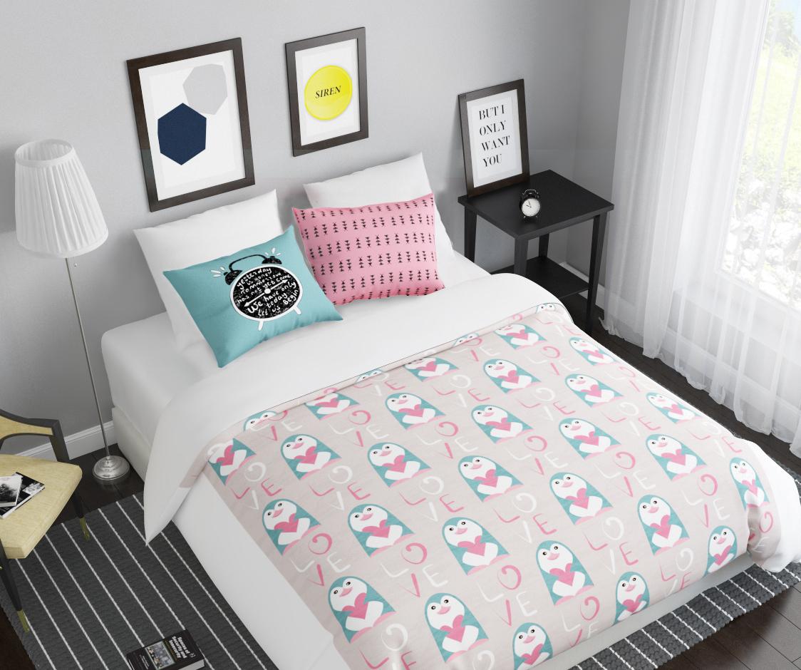 Комплект белья Сирень Счастливое утро, 1,5-спальный, наволочки 50x7008293-КПБ-МКомплект постельного белья Сирень выполнен из прочной и мягкой ткани. Четкий и стильный рисунок в сочетании с насыщенными красками делают комплект постельного белья неповторимой изюминкой любого интерьера. Постельное белье идеально подойдет для подарка. Идеальное соотношение смешенной ткани и гипоаллергенных красок это гарантия здорового, спокойного сна. Ткань хорошо впитывает влагу, надолго сохраняет яркость красок. Цвет простыни, пододеяльника, наволочки в комплектации может немного отличаться от представленного на фото. В комплект входят: простынь - 150х220см; пододельяник 145х210 см; наволочка - 50х70х2шт. Постельное белье легко стирать при 30-40 градусах, гладить при 150 градусах, не отбеливать.Рекомендуется перед первым изпользованием постирать.