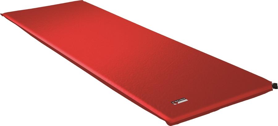Коврик самонадувающийся High Peak Dakota, цвет: красный, 210 х 63 х 5 см. 4107441074Если ваш рост больше 190 см, то этот коврик подойдет вам лучше всего. Толщина в 5 см позволит забыть о холодной земле и камнях под вашей спиной. Верхняя ткань коврика усилена плетением RipStop, а нижняя часть выполнена из малоскользящего материала, чтобы коврик не скользил по дну палатки. Наполнитель: Пенопласт высокой плотности Верх: 210T Polyester Diamond Rip Stop Низ: 150D Polyester non-slip