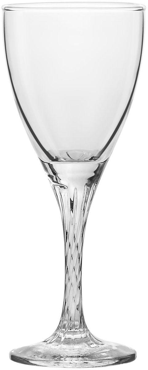 Набор бокалов Pasabahce Twist, 180 мл, 6 шт44362BНабор Pasabahce ТВИСТ состоит из шести бокалов, выполненных из прочного натрий-кальций-силикатного стекла. Изделия оснащены ножками. Бокалы сочетают в себе элегантный дизайн и функциональность. Благодаря такому набору пить напитки будет еще вкуснее. Набор бокалов Pasabahce ТВИСТ прекрасно оформит праздничный стол и создаст приятную атмосферу за ужином. Такой набор также станет хорошим подарком к любому случаю!