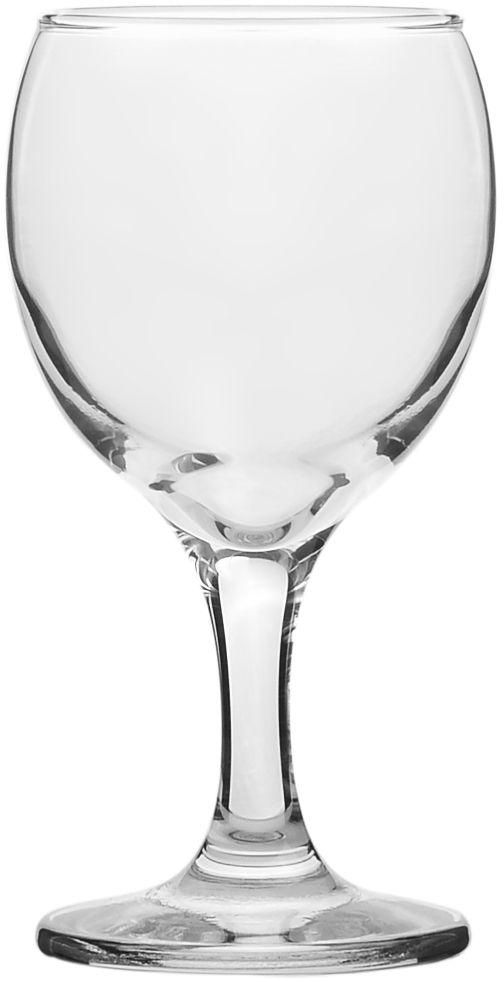 Набор бокалов Pasabahce Bistro, 175 мл, 6 шт44415BНабор Pasabahce BISTRO состоит из шести бокалов, выполненных из прочного натрий-кальций-силикатного стекла. Изделия оснащены ножками. Бокалы сочетают в себе элегантный дизайн и функциональность. Благодаря такому набору пить напитки будет еще вкуснее. Набор бокалов Pasabahce BISTRO прекрасно оформит праздничный стол и создаст приятную атмосферу за ужином. Такой набор также станет хорошим подарком к любому случаю!