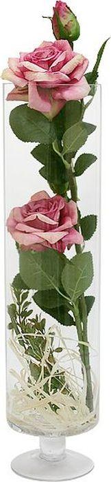 Цветы декоративные Dream Garden Роза бордово-желтая, в стеклянной вазеDG-JA6046Композиции из искусственных цветов растений в оригинальных вазах и вазонах из керамики, стекла, металла - для декоративного оформления интерьеров квартир, домов, офисов, ресторанов, кафе, банкетных залов, номеров и холлов отелей, салонов красоты, фитнес-клубов…. Композиции не уступают красоте живых цветов, подчеркивают индивидуальность и создают цветочное настроение! Композиции из искусственных цветов долговечны, не требуют ежедневного ухода, выполнены из натуральных шелка и текстиля, прошедших специальную обработку высококачественными современными материалами. Искусственные цветы максимально приближены к натуральным, не пахнут, что исключает все аллергические реакции. Композиции из искусственных цветов – это прекрасный подарок в любой дом!