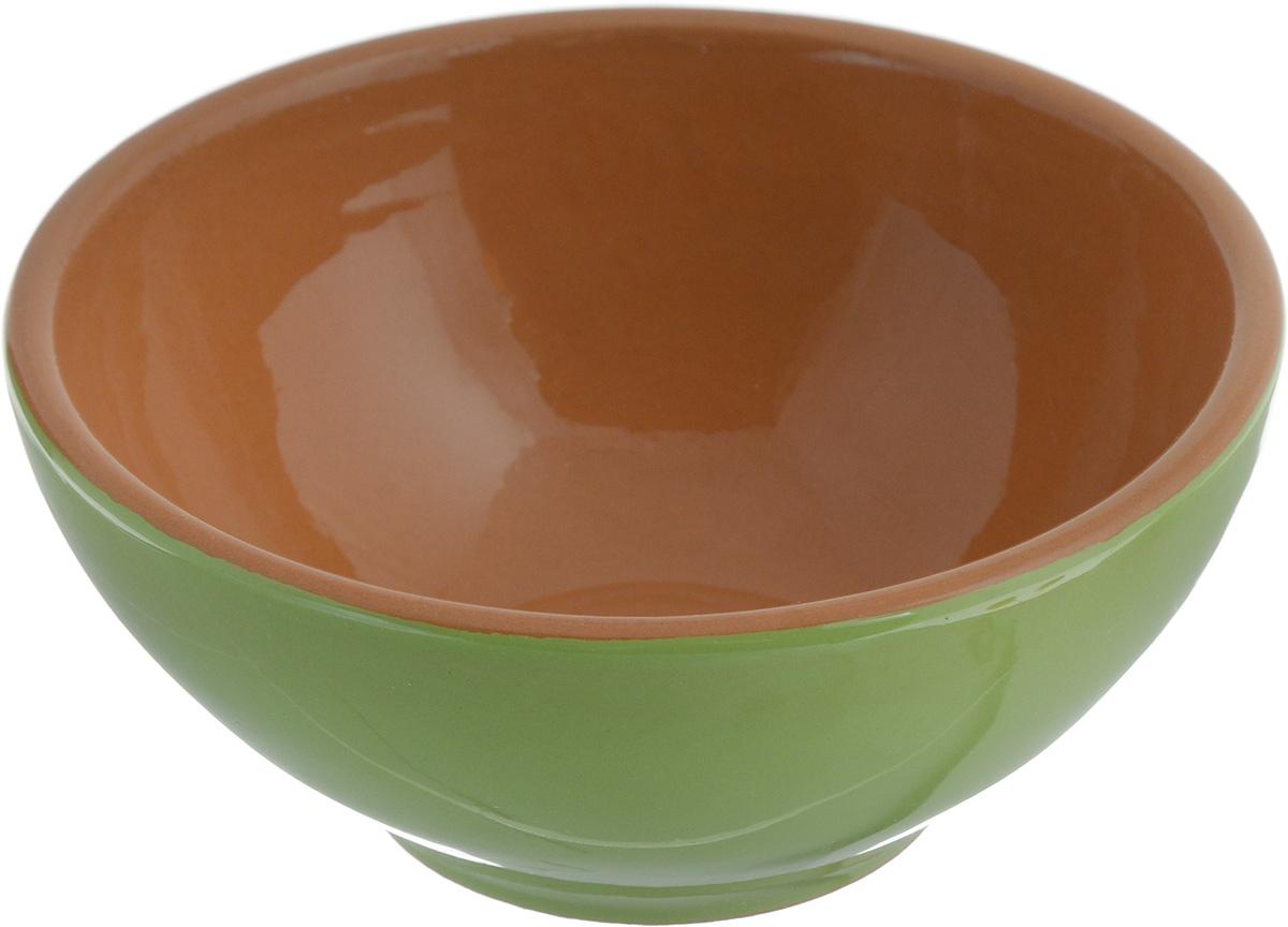 Розетка для варенья Борисовская керамика Радуга, цвет: светло-зеленый, светло-коричневый, 200 млРАД00000513_светло-зеленый, светло-коричневыйРозетка для варенья Борисовская керамика Радуга изготовлена из высококачественной керамики. Изделие отлично подойдет для подачи на стол меда, варенья, соуса, сметаны и многого другого. Можно использовать в духовке и микроволновой печи. Диаметр (по верхнему краю): 10 см. Высота: 4,5 см. Объем: 200 мл.