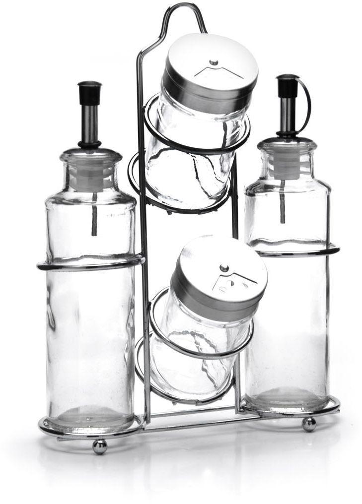 Набор для хранения специй Mayer&Boch, 5 предметов . 2667626676Этот набор из высококачественного стекла, идеально подходит для любой кухни. Модный, элегантный дизайн, скрасит интерьер Вашей кухни. Баночки можно наполнять любыми, используемыми Вами специями. Герметичное закрытие, обеспечит самое лучшее хранение. Специи всегда будут свежими. Специальная подставка, делает хранение баночек еще более удобным. Наслаждайтесь приготовлением пищи с Вашим набором баночек для специй.