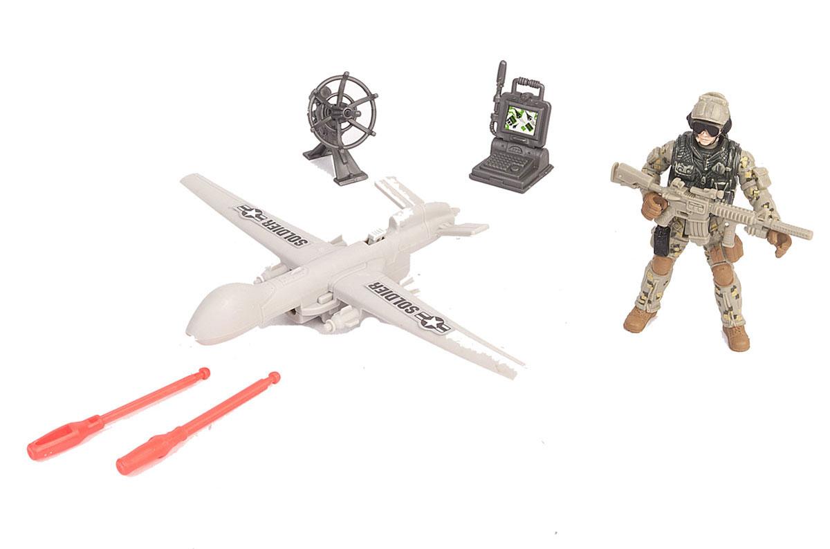 Chap Mei Игровой набор Разведчик с беспилотником