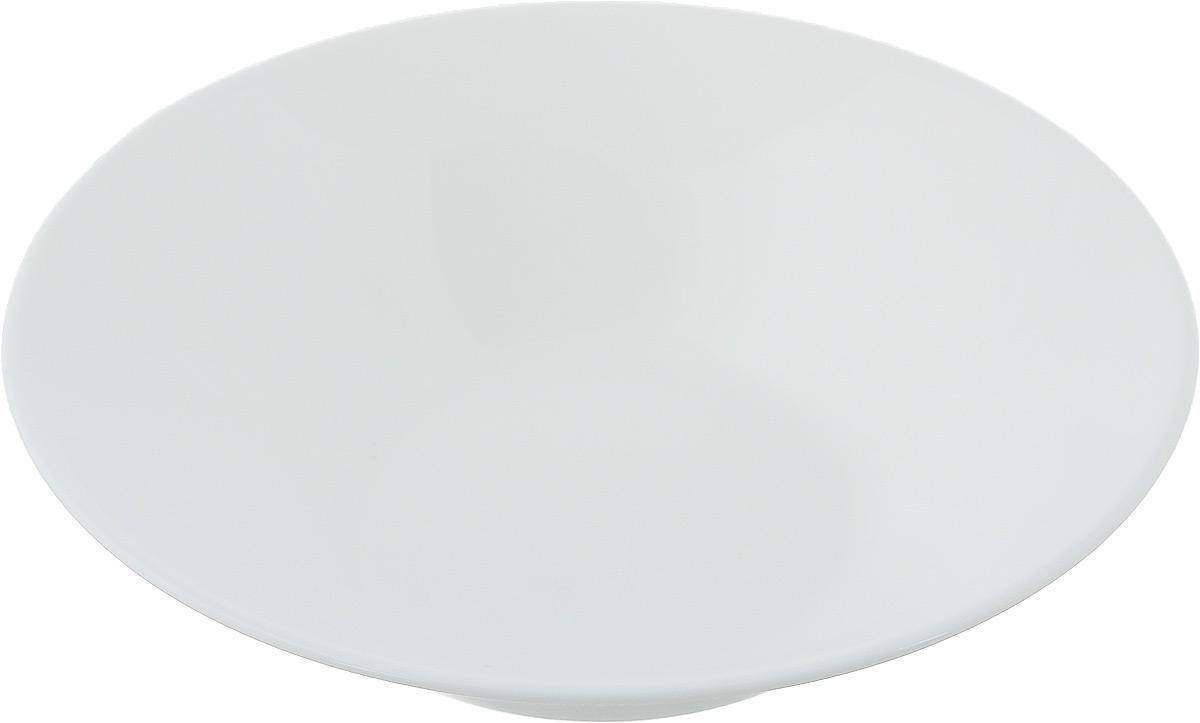 Салатник Luminarc Alizee, диаметр 18 смL0684Салатник Luminarc Alizee выполнен из высококачественного стекла. Он прекрасно впишется в интерьер вашей кухни и станет достойным дополнением к кухонному инвентарю. Белоснежный салатник Luminarc Alizee создаст прекрасное настроение на вашей кухне. В нем ваши любимые салаты будут смотреться по особенному свежо и аппетитно. Можно мыть в посудомоечной машине и использовать в СВЧ. Диаметр салатника (по верхнему краю): 18 см. Высота стенки салатника: 4,5 см.