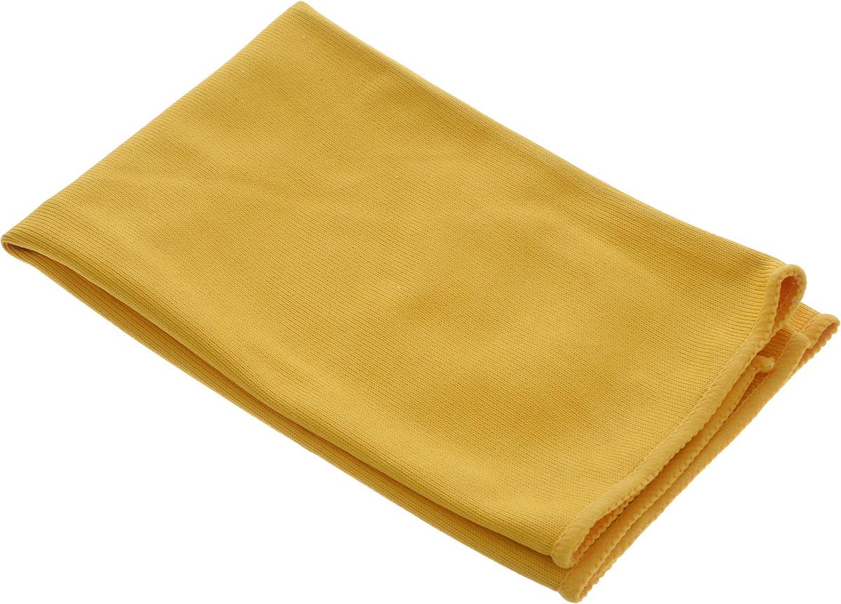 Салфетка Rexxon, для стекол автомобиля, цвет: желтый, 35 х 35 см2-6-1-1-2_желтыйСалфетка Rexxon выполнена из высококачественной микрофибры. Благодаря своей структуре она эффективно удаляет со стекол грязь, следы засохших насекомых. Микрофибровое полотно удаляет грязь с поверхности намного эффективнее, быстрее и значительно более бережно в сравнении с обычной тканью, что существенно снижает время на проведение уборки, поскольку отсутствует необходимость протирать одно и то же место дважды. Использовать салфетку можно для чистки как наружных, так и внутренних стеклянных поверхностей автомобиля. Микрофибра устойчива к истиранию, ее можно быстро вернуть к первоначальному виду с помощью ручной стирки при температуре 60°С. Приобретая микрофибровые изделия для чистки автомобиля, каждый владелец сможет обеспечить достойный уход за любимым транспортным средством. Состав: 80% полиэстер, 20% полиамид.