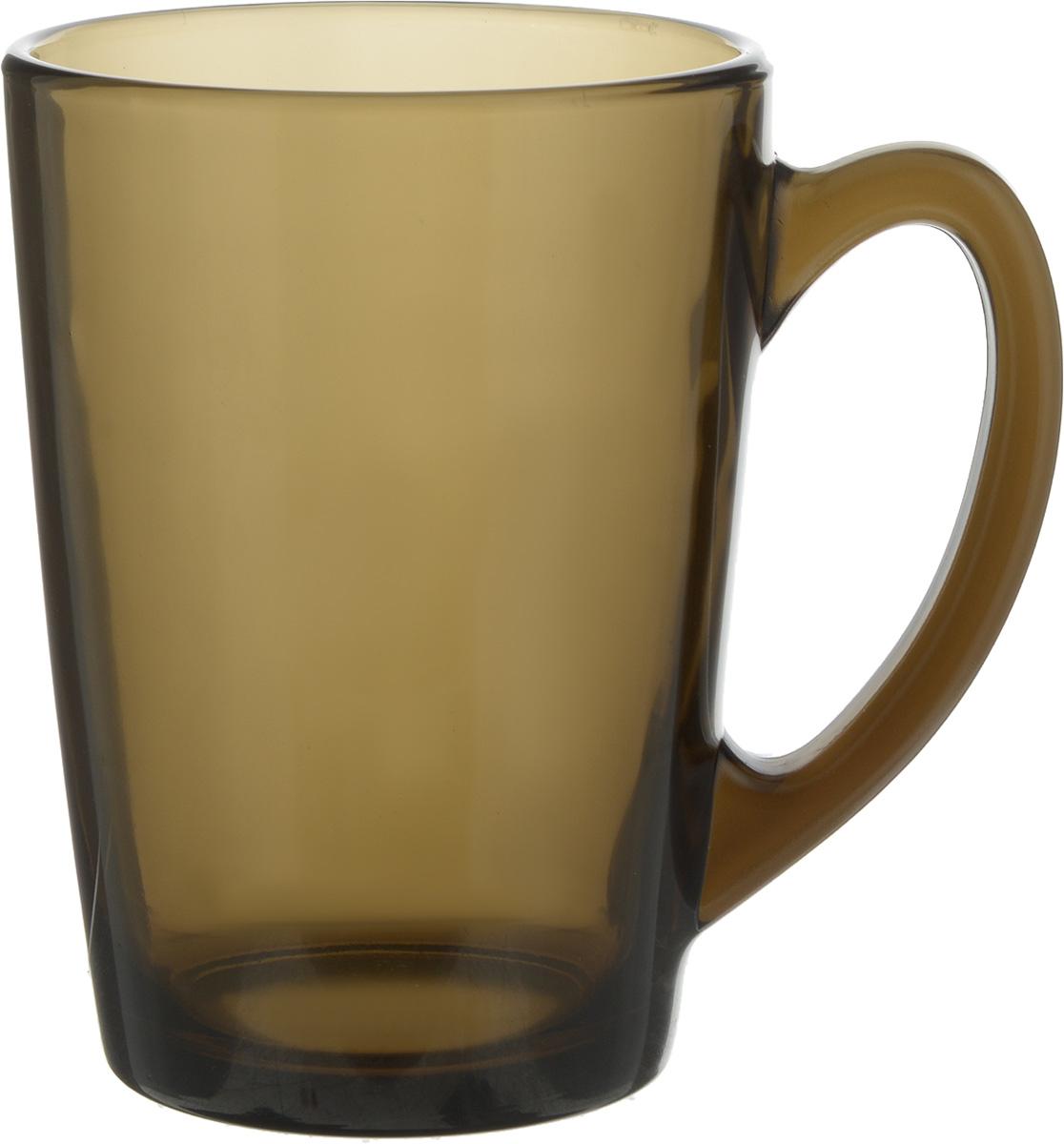 Кружка Luminarc Morning, 320 млL4802Кружка Luminarc Morning изготовлена из ударопрочного стекла. Изделие дополнено удобной ручкой. Такая кружка прекрасно подойдет для горячих и холодных напитков. Она дополнит коллекцию вашей кухонной посуды и будет служить долгие годы. Бренд Luminarc - это один из лидеров мирового рынка по производству посуды и товаров для дома. В основе процесса изготовления лежит высококачественное сырье, а также строгий контроль качества. Товары для дома Luminarc уважают и ценят во всем мире, а многие эксперты считают данного производителя эталоном совершенства. Объем кружки: 320 мл. Диаметр кружки (по верхнему краю): 7,5 см. Высота стенки кружки: 11 см.