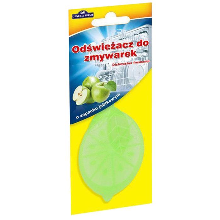 Освежитель General Fresh Odswiezacz Do Zmywarek, для посудомоечных машин, 1 шт. 593902593902Освежитель для посудомоечных машин ODSWIEZACZ DO ZMYWAREK лимон это конец неприятным запахам из посудомоечной машины. Независимо от того, только что закончилось время мытья, или вы в процессе загрузки следующей партии посуды, вы не будете чувствовать ничего кроме свежих запахов. Благодаря освежителю, использование посудомоечной машины будет таким приятным, как никогда раньше. Удобный в подвеске освежитель для посудомоечной машины General Fresh доступен в трех вариантах запаховых композиций: лимон, зеленое яблоко и мята.