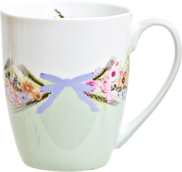 Кружка Domenik Crown Of Flowers, 360 млDM9590