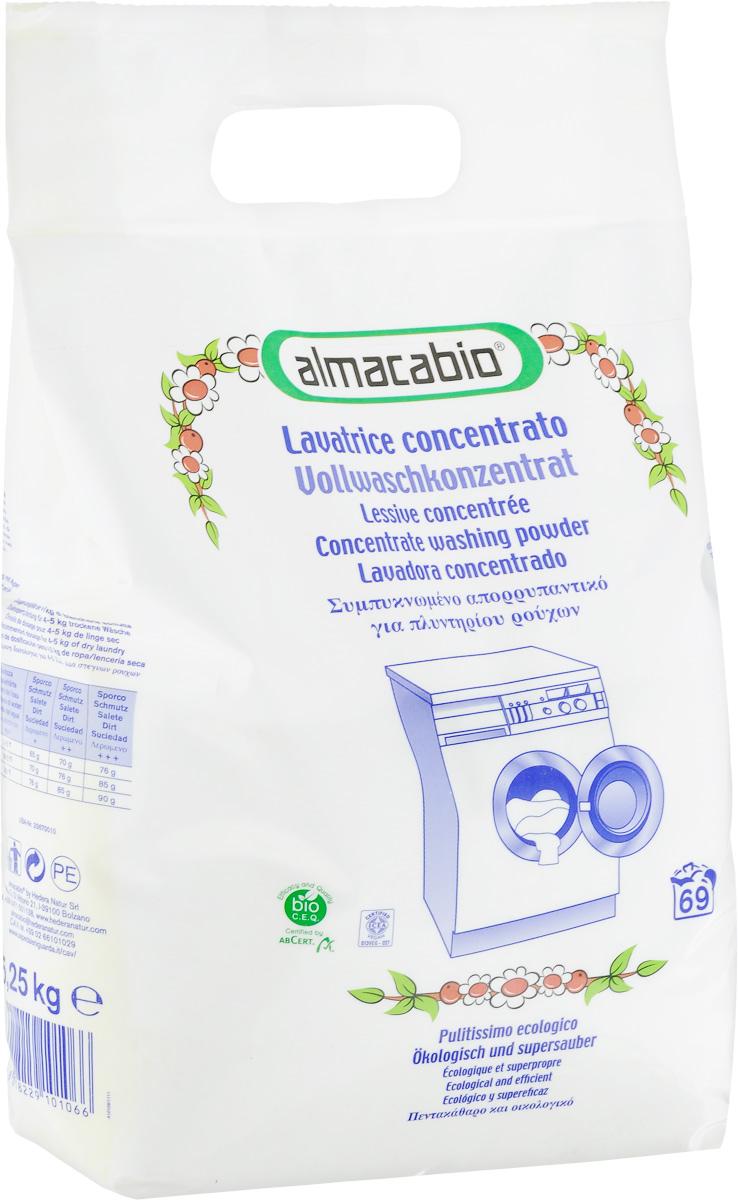 Порошок стиральный Almacabio Washing Powder Pack, 5,25 кг10106Стиральный порошок Almacabio Washing Powder Pack идеально подходит для стирки постельного белья и одежды. Отлично удаляет загрязнения, смешанные пятна, пятна от жира, органических отходов. Устраняет неприятные запахи и оставляет приятный аромат. Придает одежде мягкость, смягчает волокна тканей. Не содержит загустителей, нейтрализует остатки щелочных веществ после стирки. Не требуется дополнительной специальной защиты стиральной машины от известковых отложений. Помогает предотвратить образование накипи и отложений. Подходит для машинной стирки. Не содержит фосфор, фосфаты, ферменты и ингредиенты природного происхождения. Товар сертифицирован.