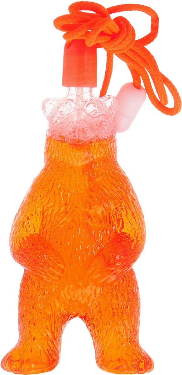 Uncle Bubble Мыльные пузыри Медведь цвет оранжевый