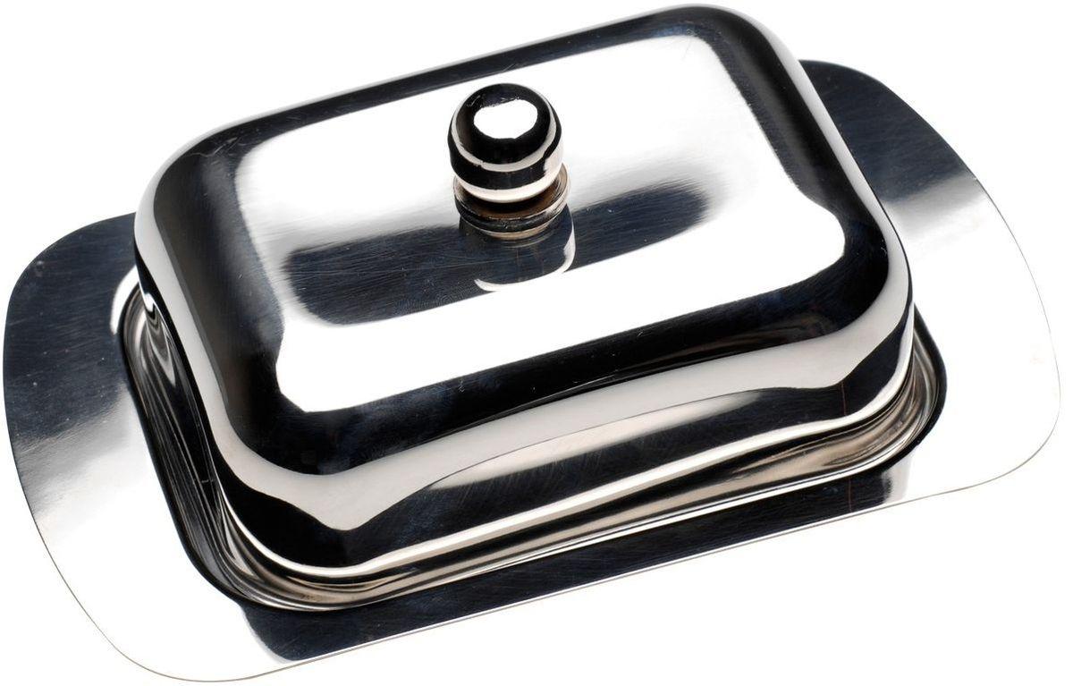 Масленка BergHOFF Cook&Co, с крышкой, 18,5 х 12,5 х 5 см2800614