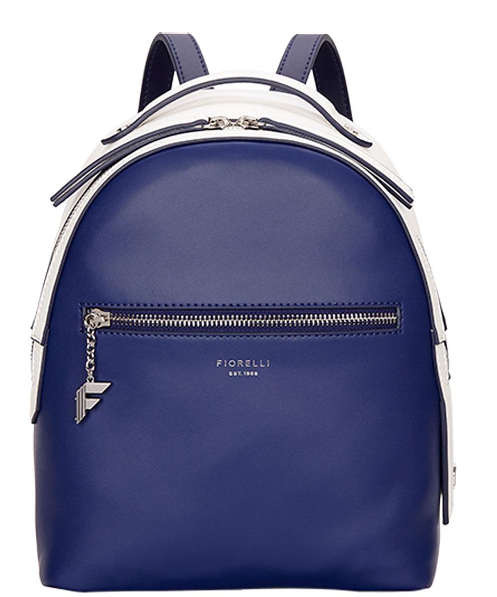 Рюкзак женский Fiorelli, цвет: синий, экрю. 8690 FH Blue mix8690 FH Blue mix