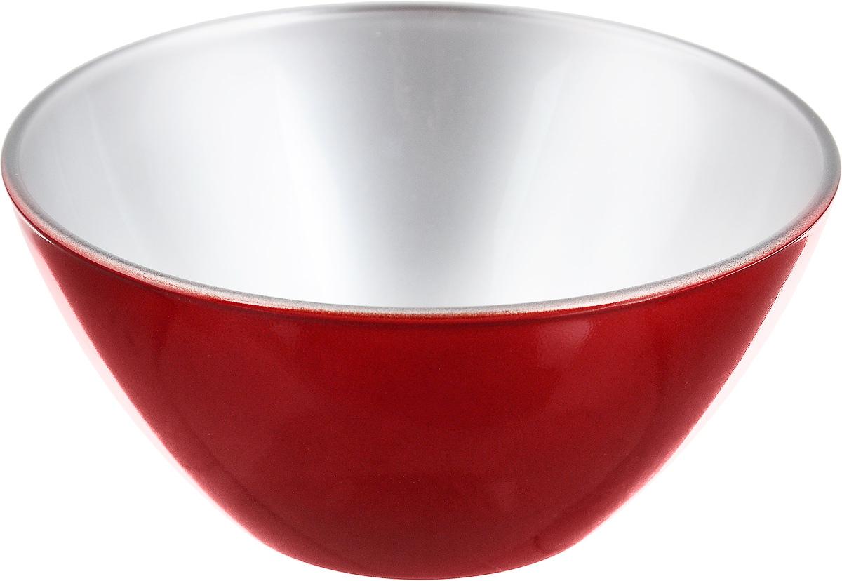 Салатник Luminarc Flashy Colors, цвет: красный, диаметр 12 смJ7205Салатник Luminarc Flashy Colors выполнен из ударопрочного стекла. Салатник идеально подойдет для сервировки стола и станет отличным подарком к любому празднику. Диаметр (по верхнему краю): 12 см. Высота салатника: 6,5 см.