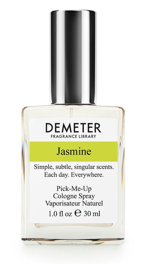 Demeter Fragrance Library Духи-спрей Жасмин (Jasmine), 30 млDM071377 ноября 1987 года в Тунисе произошла бескровная смена власти, которая попала в историю под названием «жасминовая революция». В 2011 году произошла ещё одна «жасминовая революция». Её совершил наш парфюмерный дом, выпустив аромат «Жасмин». Он летний, свежий и символизирует мир во всем мире. Peace, bro! Способ применения: Нанести на сухую, чистую кожу. На точки пульса, волосы, одежду.