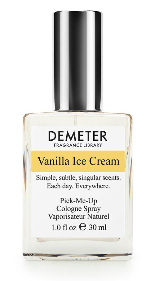 Demeter Fragrance Library Духи-спрей Ванильное мороженое (Vanilla ice cream), женские, 30 мл demeter fragrance library духи спрей розовый лимонад pink lemonade унисекс 30 мл