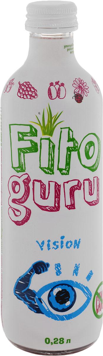 Fitoguru Vision черника, хризантема, китайский лимонник, 280 мл 4680006470012