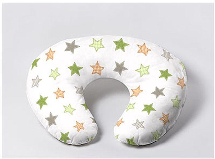 Bambinex Подушка для кормления Звезды