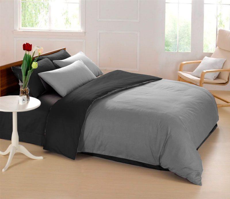 Постельное белье Sleep iX Perfection, евро, цвет: серый, черныйpva215393Известно, что цвет напрямую воздействует на психологическое и физическое состояние человека. Специально для наших покупателей мы внесли описание воздействия каждого цвета в комплекты постельного белья Perfection. Серый – нейтральный цвет. Расслабляет, помогает успокоиться и способствует здоровому сну. Усиливает воздействие соседствующих цветов. Черный – таинственный, основополагающий цвет. Создает ощущение защищенности, самодостаточности. Успокаивает психическую деятельность, усыпляет и снимает напряжение. Производитель: Sleep iX Материал: Микрофреш (100 г/м2) Состав материала: 100% микрофибра Размер: Двуспальное (евро) Размер пододеяльника: 200х220 см Тип застежки на пододеяльнике: Молния (100 см) Размер простыни: 220х240 (обычная) Размер наволочек: 50х70 и 70х70 (по 2 шт) Тип застежки на наволочках: Клапан (20 см) Упаковка комплекта: Подарочная Коробка Cтрана производства: Китай Расположение цветов на комплекте...