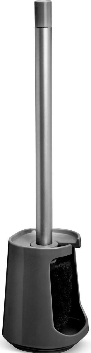 Ершик туалетный Umbra Step, цвет: темно-серый, 11 х 11 х 42 см023834-149Step – коллекция минималистичных и функциональных предметов, изготовленных из меламина. Нужный предмет для туалетной комнаты, выполненный в простом и при этом интересном дизайне. Изготовлен из меламина. Дизайн: Tom Chung