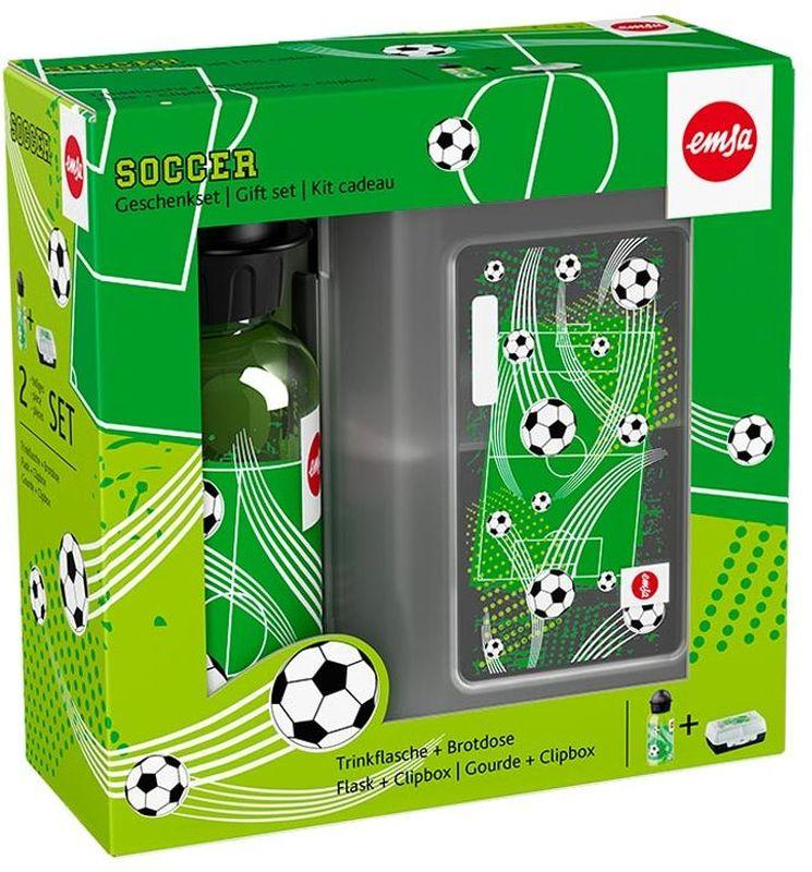 Ланч-бокс Emsa Soccer Kids, с фляжкой517225
