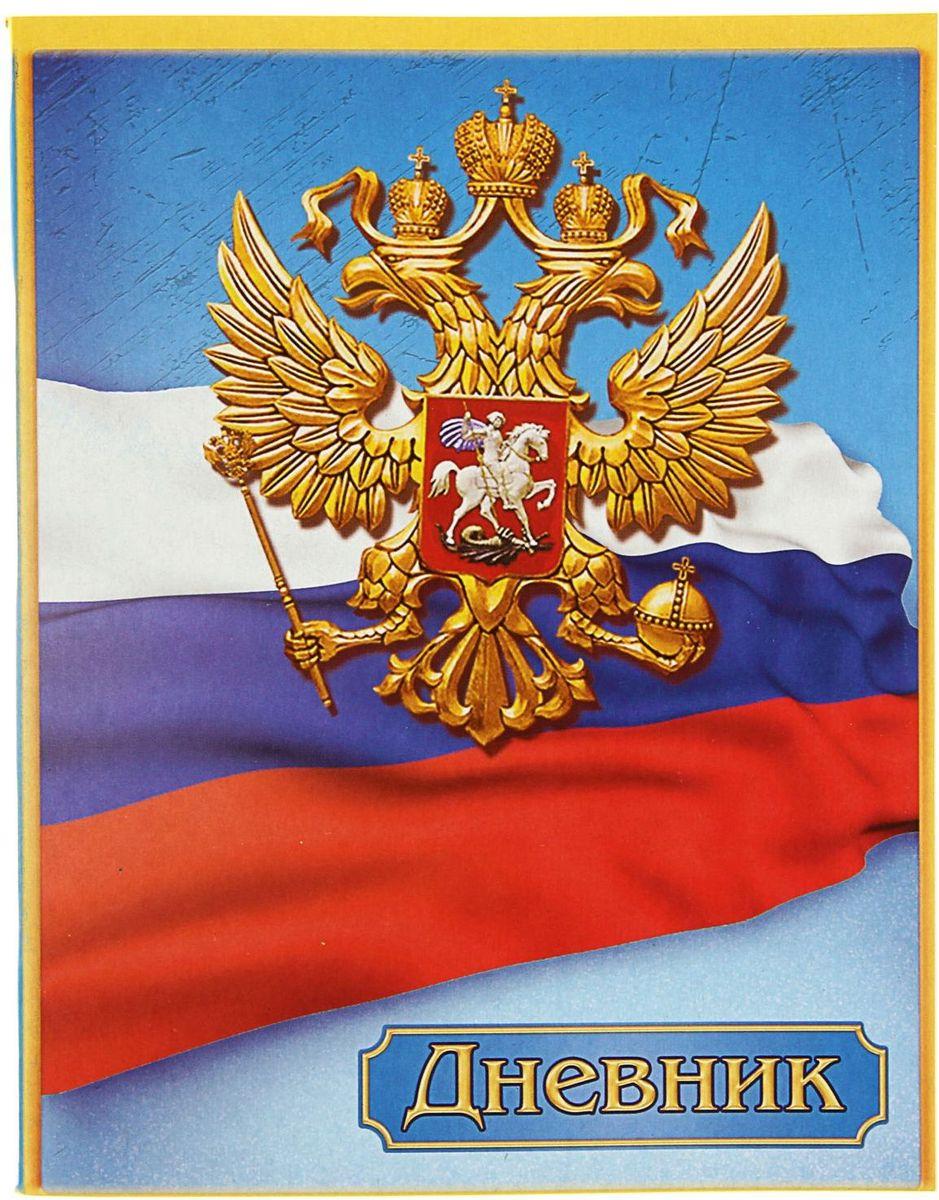Calligrata Дневник школьный Госсимволика России-21305667