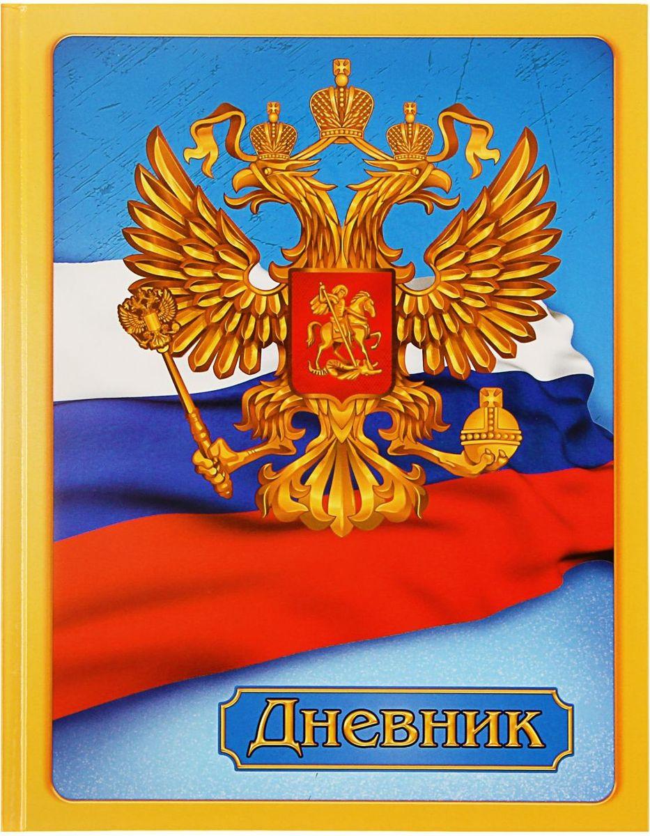 Calligrata Дневник школьный Символика-21309320