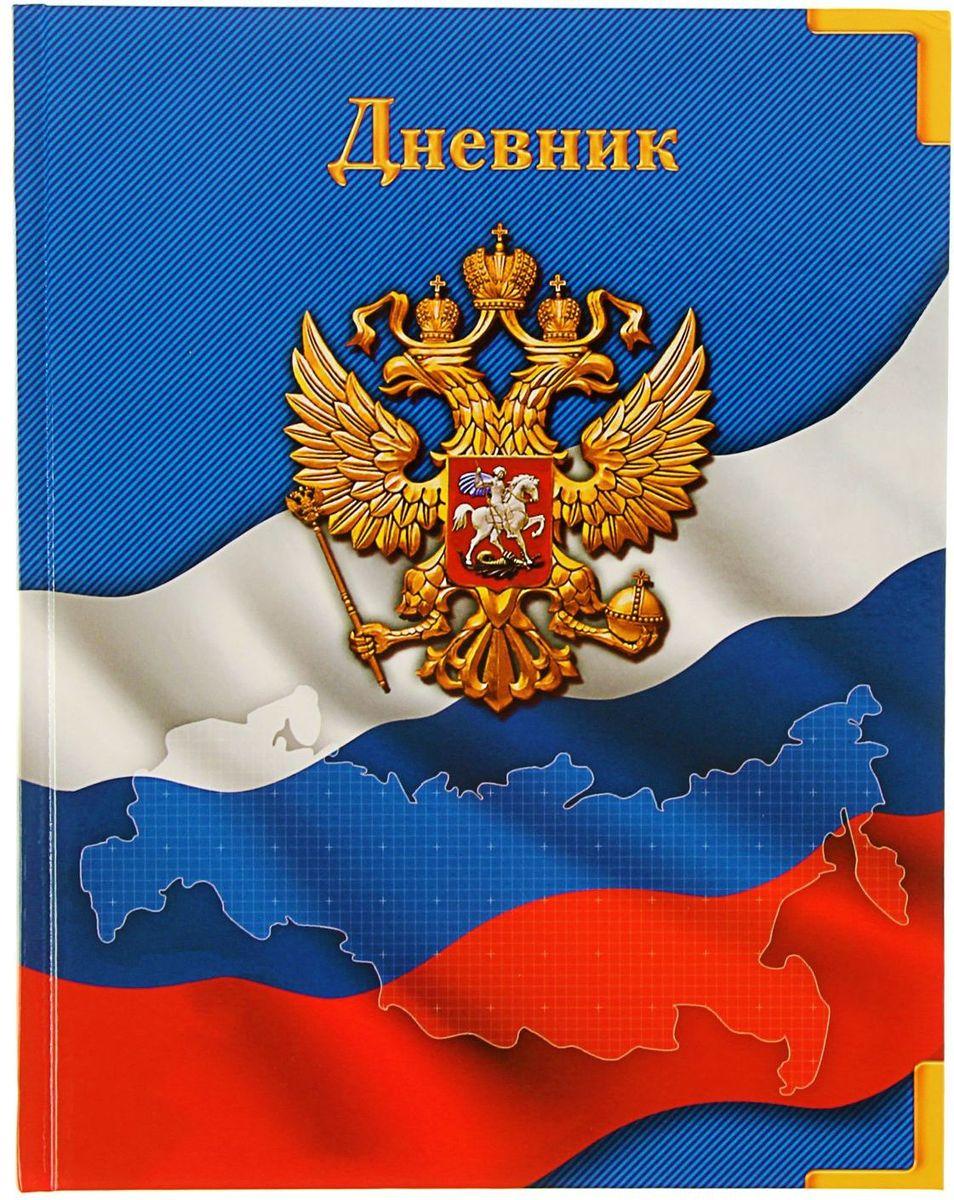 Calligrata Дневник школьный Символика-41309322