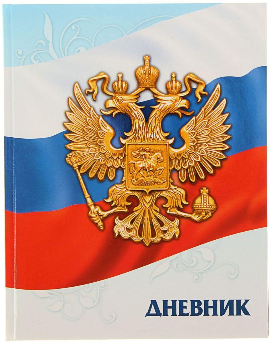 Calligrata Дневник школьный Символика-51309323
