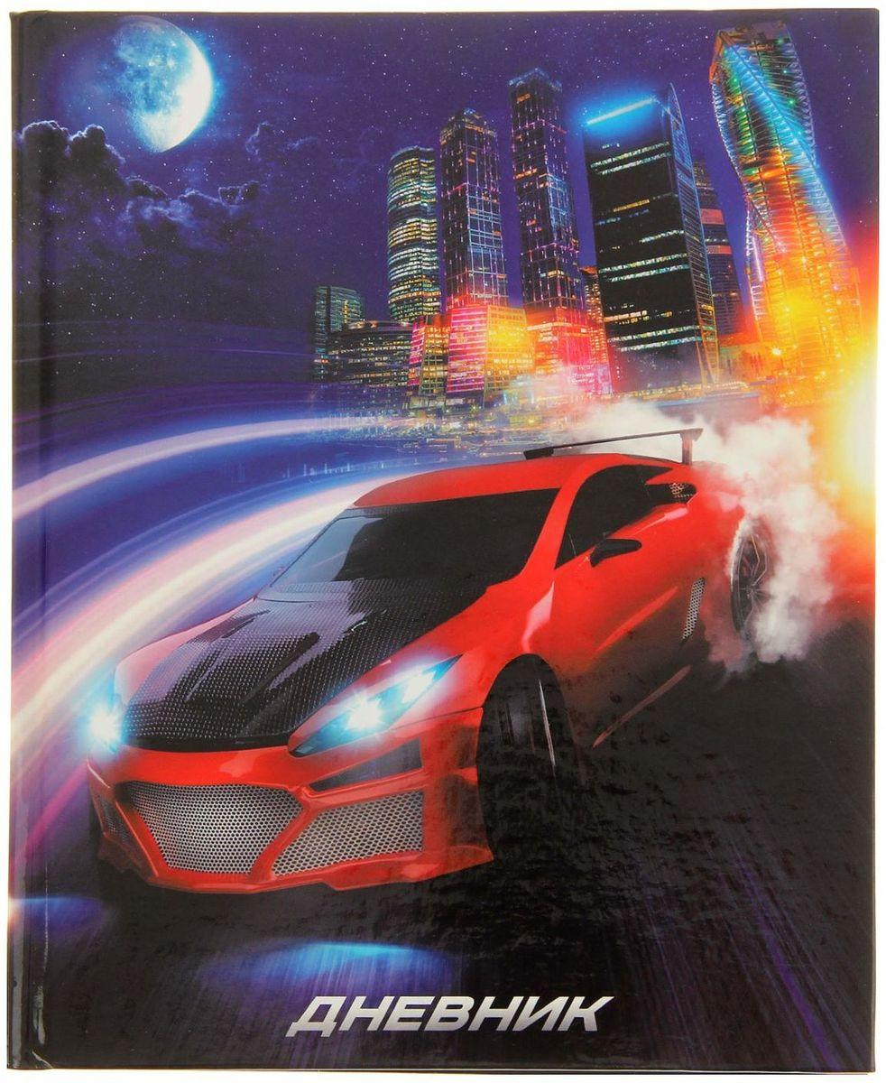 Calligrata Дневник школьный Cars-3 для 1-4 классов1316829