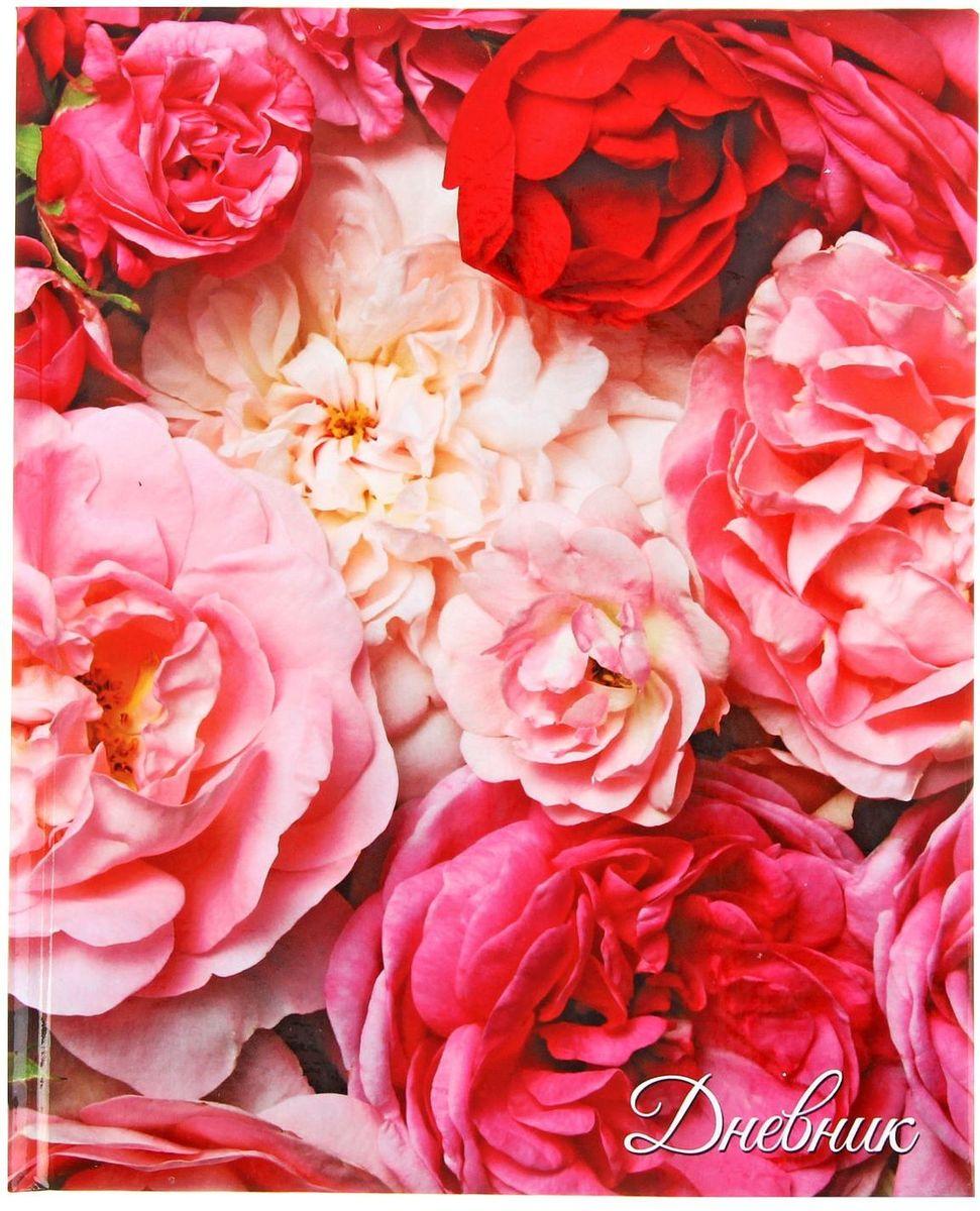 Calligrata Дневник школьный Цветы для 5-11 классов 1319465