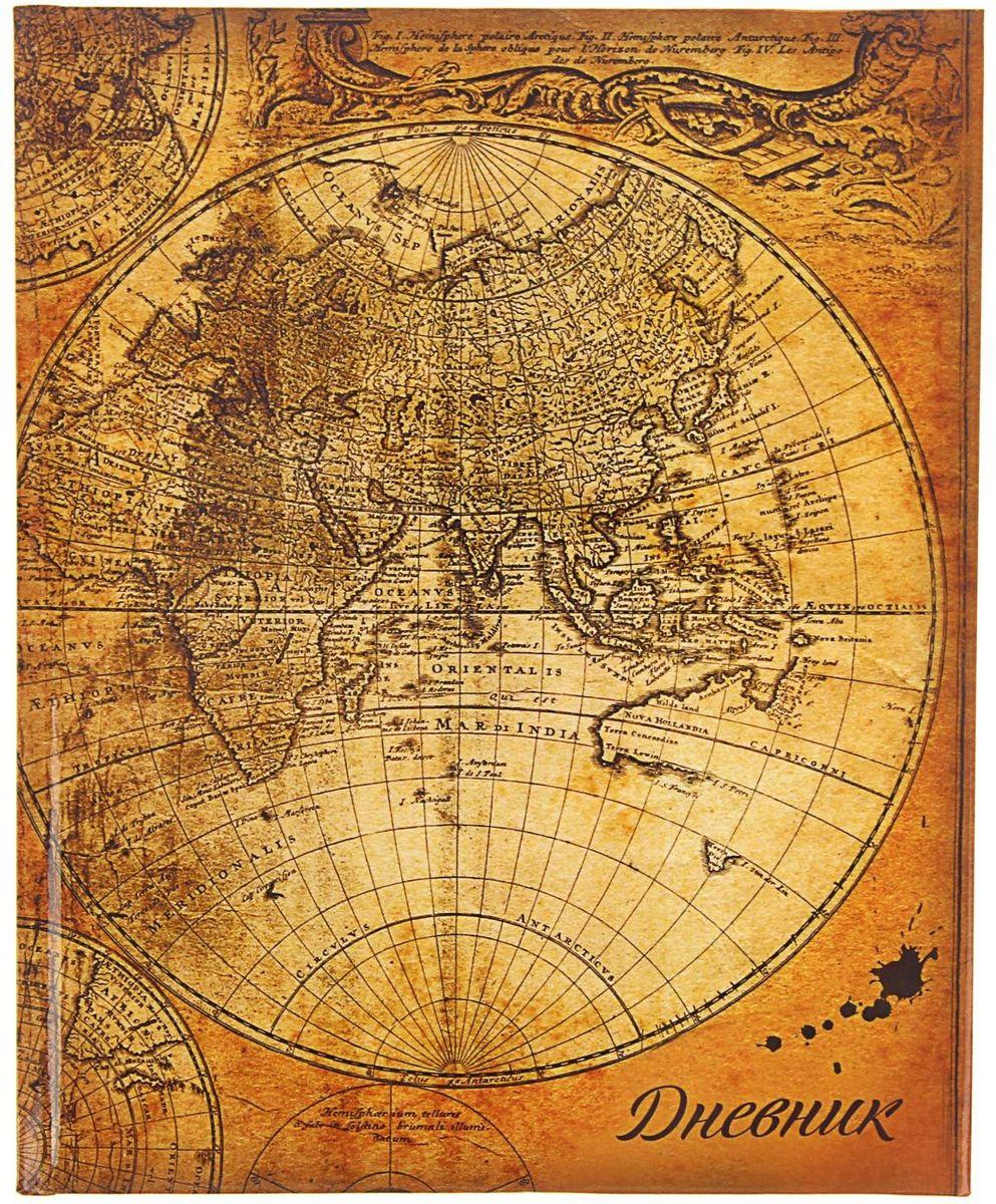 Calligrata Дневник школьный Карта для 5-11 классов1319487