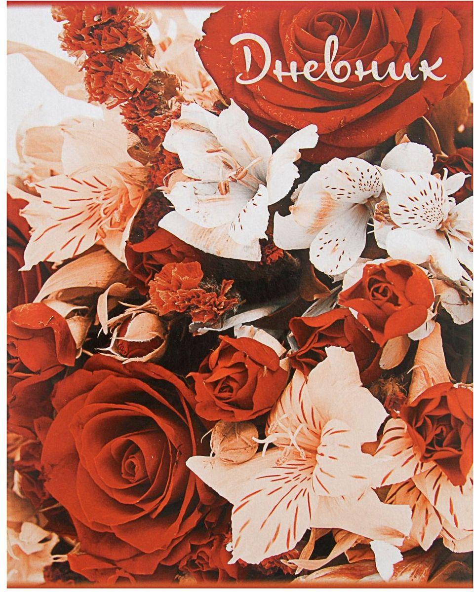 Calligrata Дневник школьный Цветы1963587
