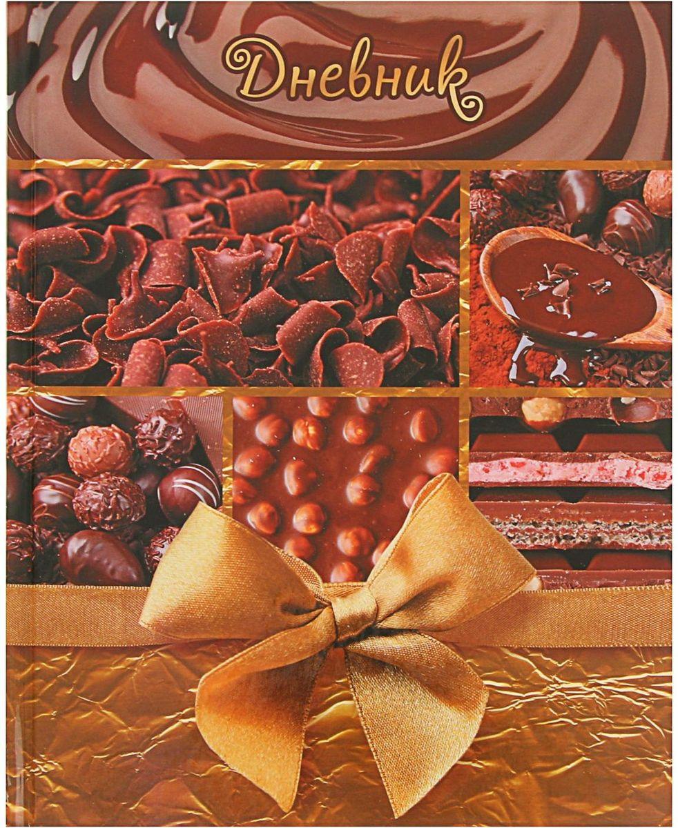 Hatber Дневник школьный Шоколадное настроение2012681