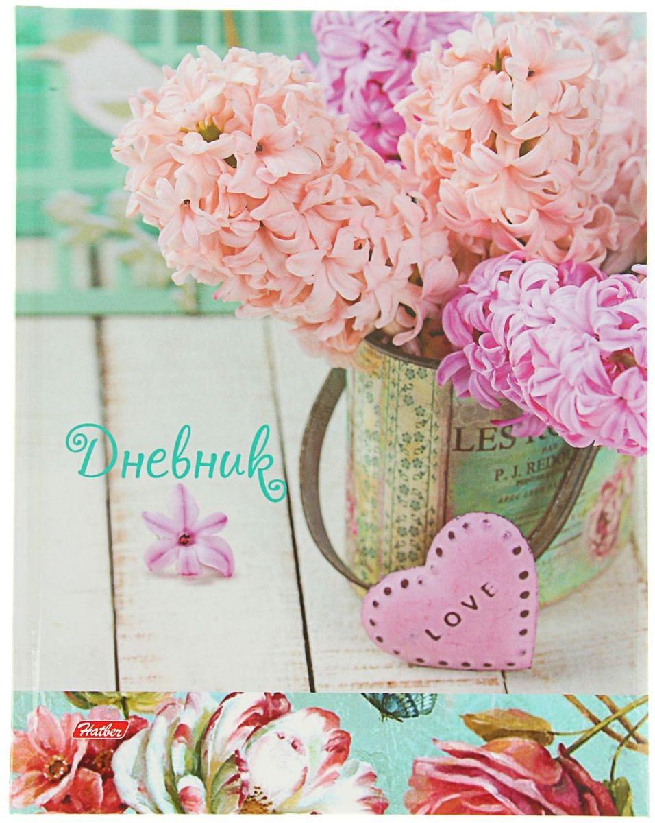 Hatber Дневник школьный Этюд в розовых тонах2012684
