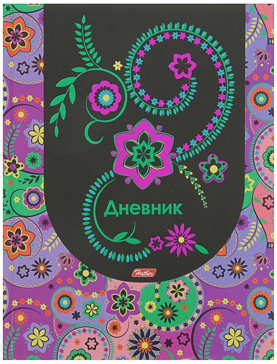 Hatber Дневник школьный Flower Melody2012714