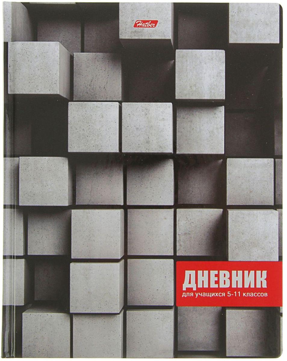 Hatber Дневник школьный Cubic Style для 1-4 классов2012727