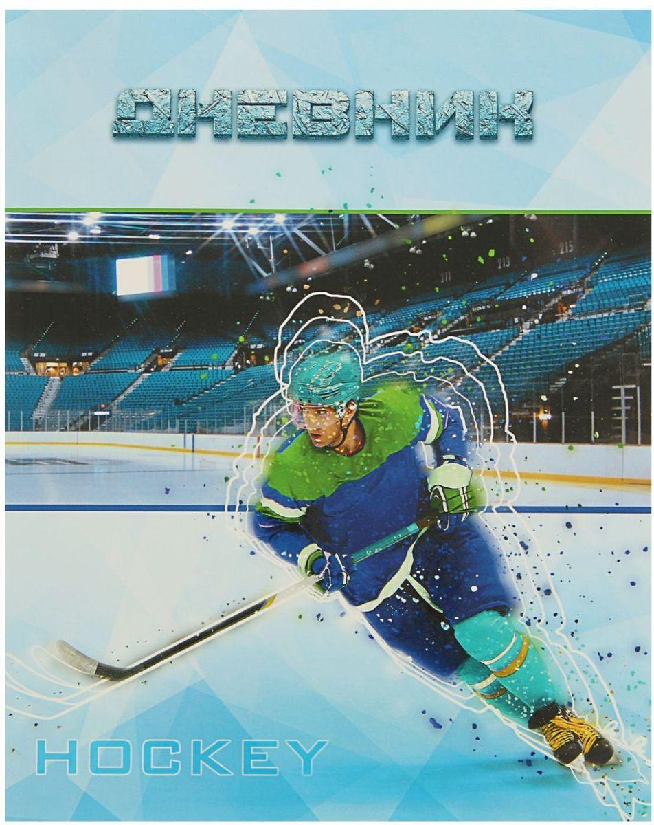 Hatber Дневник школьный Мир хоккея2012763