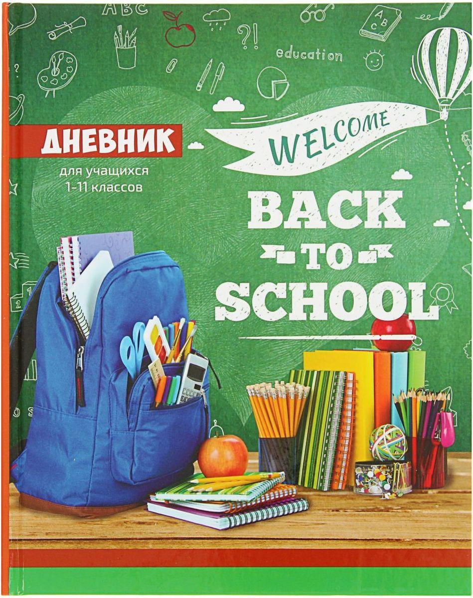 BG Дневник школьный Welcom Back To School2080390