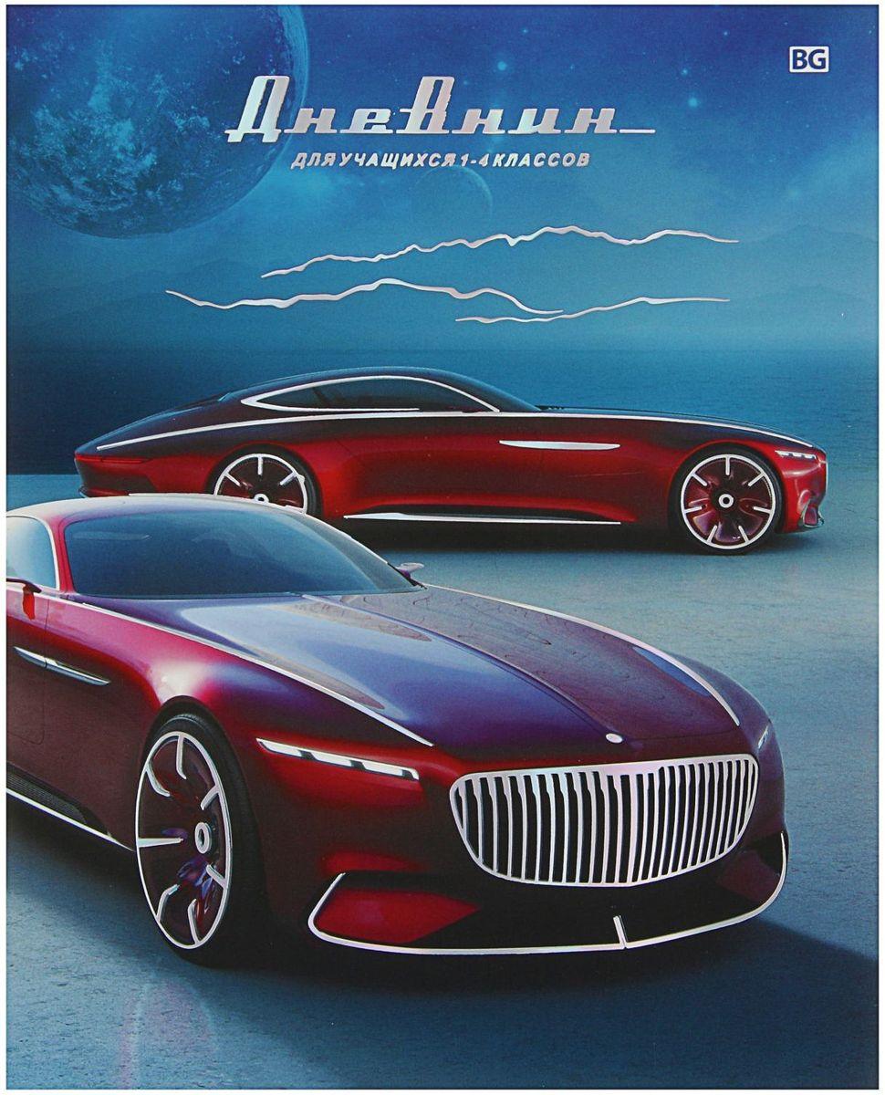 BG Дневник школьный Premium Auto для 1-4 классов2080420