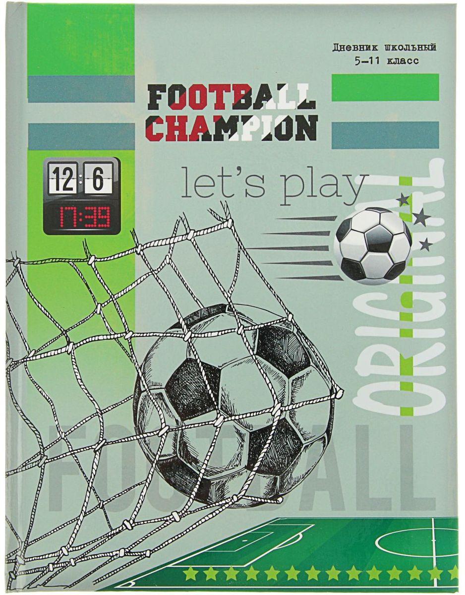 Проф-Пресс Дневник школьный Мяч в сетке для 5-11 классов2093464
