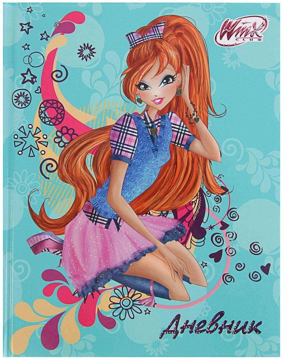 Winx Дневник школьный для 1-4 классов 2228560