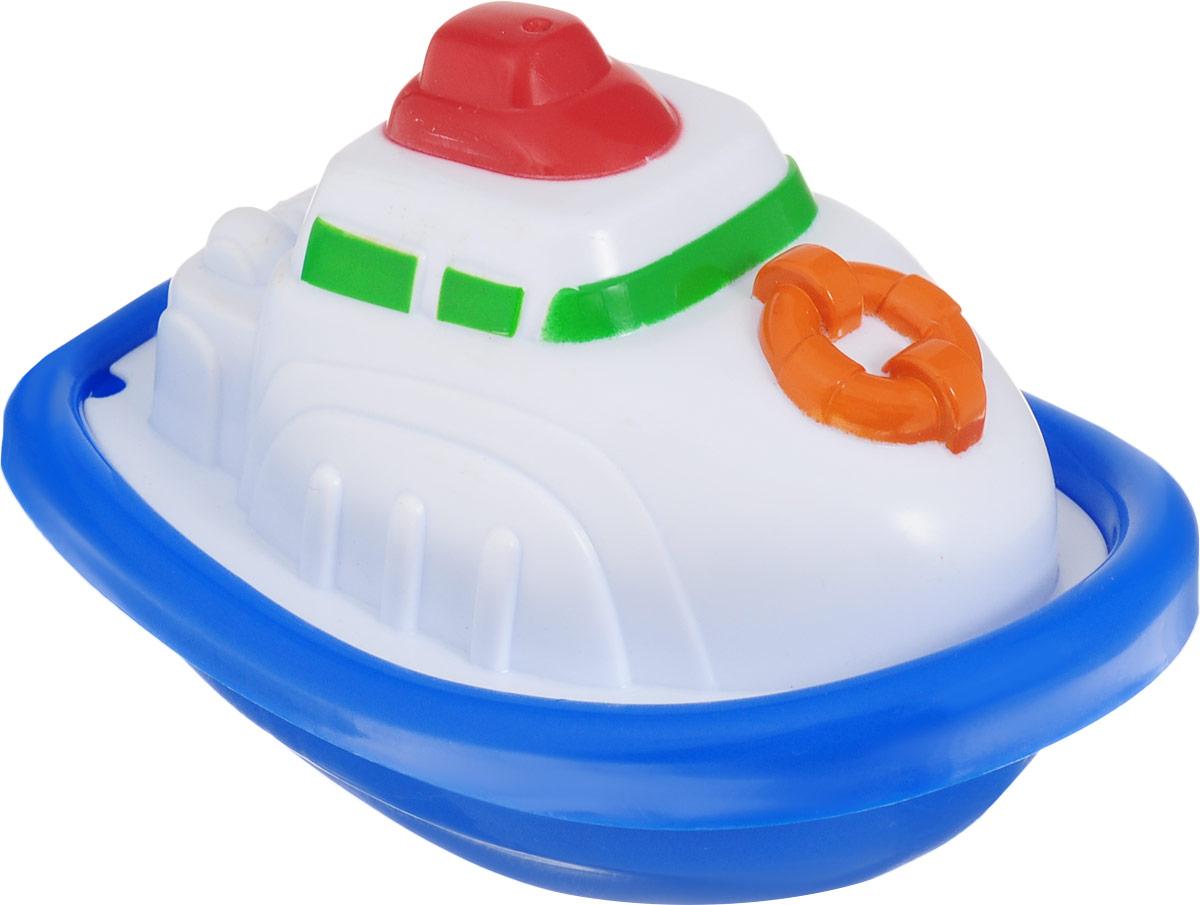 Keenway Игрушка для ванной Лодочка цвет белый синий