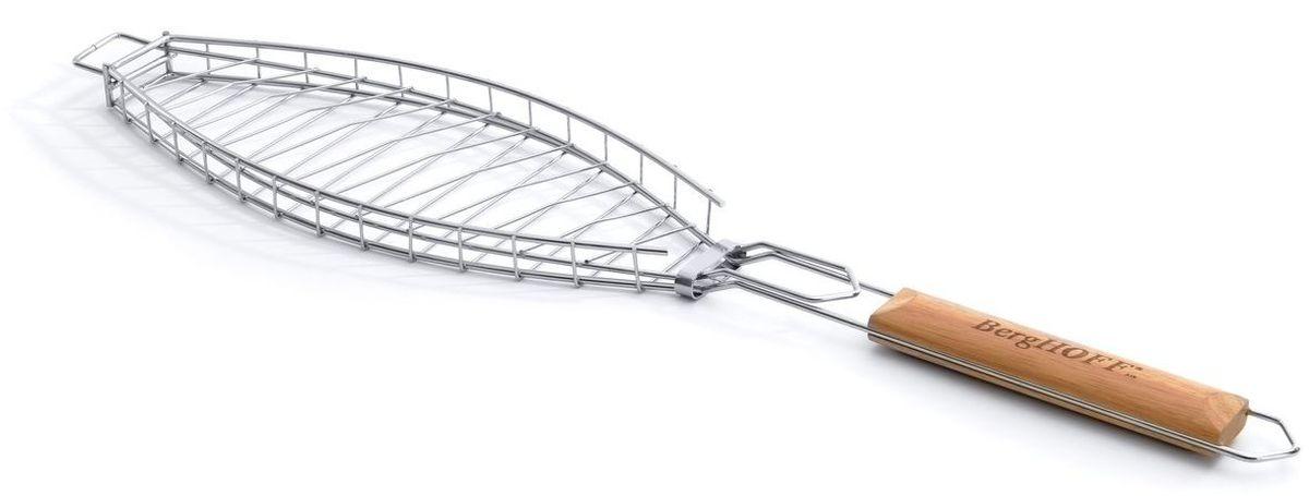 Решетка-гриль для рыбы BergHOFF, 67,2 x 14,6 см4490303