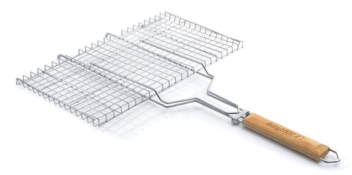 Решетка-гриль для стейка BergHOFF, 69 x 44,5 см4490305