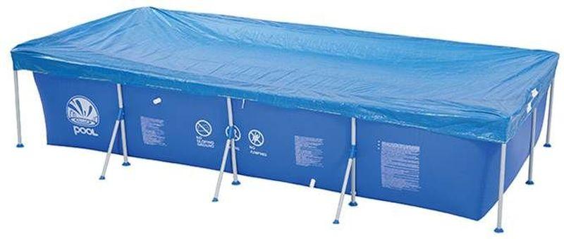 Чехол для бассейна Jilong, цвет: синий, 179 х 258 см16111Чехол для прямоугольных каркасных бассейнов POOL COVER - Размер чехла: 258х179см - Для бассейна размером: 258х179х66см - Прочный материал - Дренажные каналы предотвращают скопление воды - Стягивающий шнур - 1 штука в упаковке - Цвет: голубой Артикул:16111 Упаковка:коробка Размер упаковки: 25x25x6 см Вес: 0,585 кг Компания JILONG это широкий выбор продукции высокого качества и отличный выбор для отдыха на природе.
