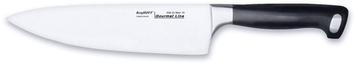 Нож поварской BergHOFF Gourmet, длина лезвия 23 см1399539